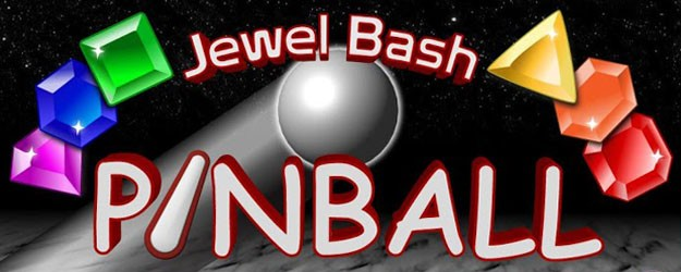 Jewel Bash Pinball promo banner