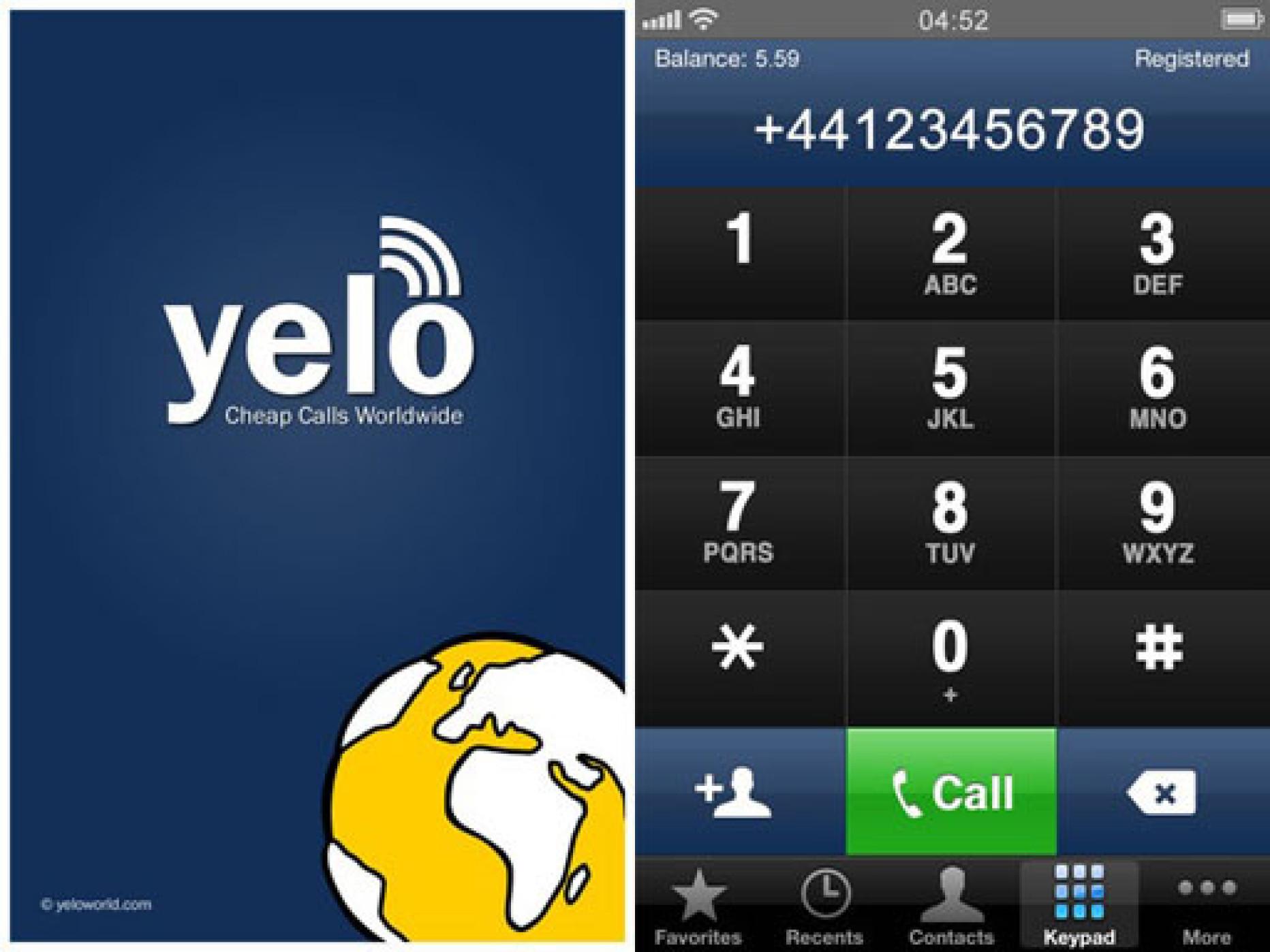 Save on International Calls with Yeloworld