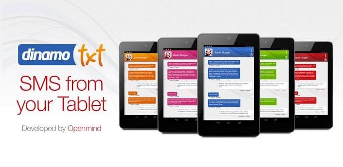 Dinamotxt Google Play Promo image