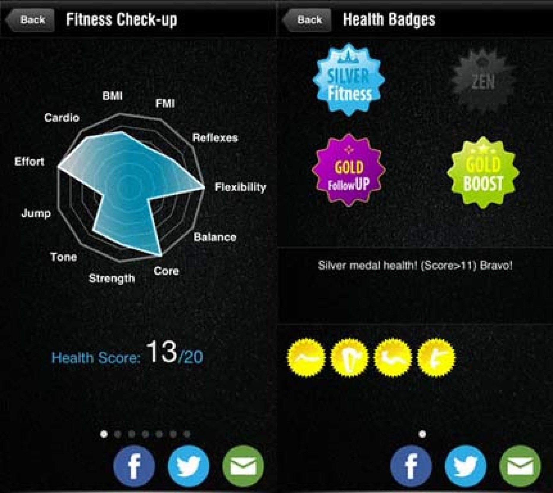 Keep Track of Your Health Profile with Fitness Checkup Pro