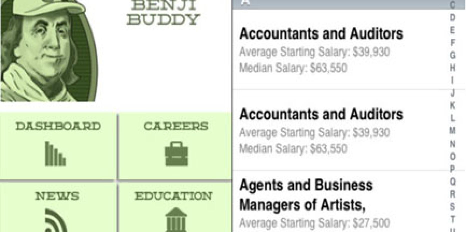 Benji Buddy – Select a Potential Career