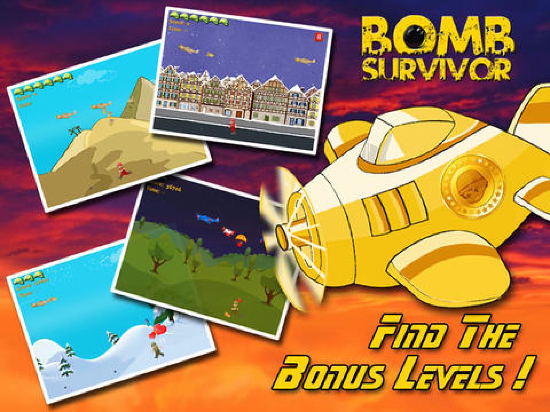 A Game of Survival – Bomb Survivor