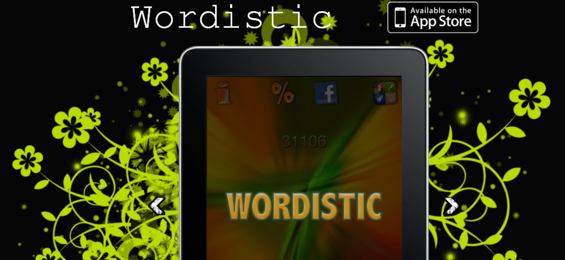 Wordistic – Building Words in a Matter of Time