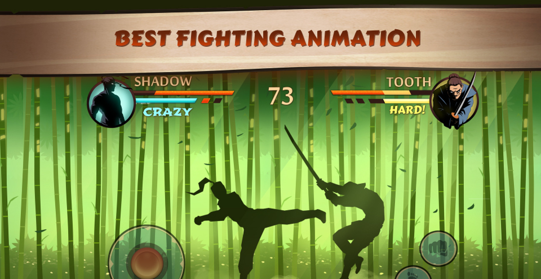 Shadow Fight 2: A Sequel Offering Calculating Combative Engagements