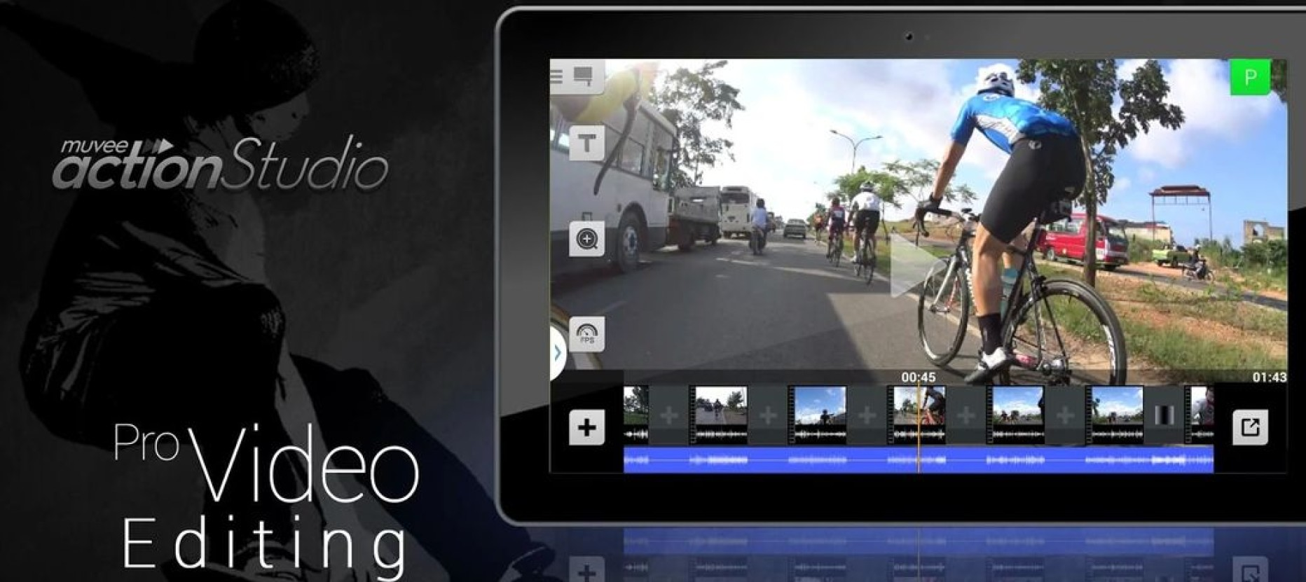 Action Studio Video Editor Pro – Complex Video Editing Tasks on Android