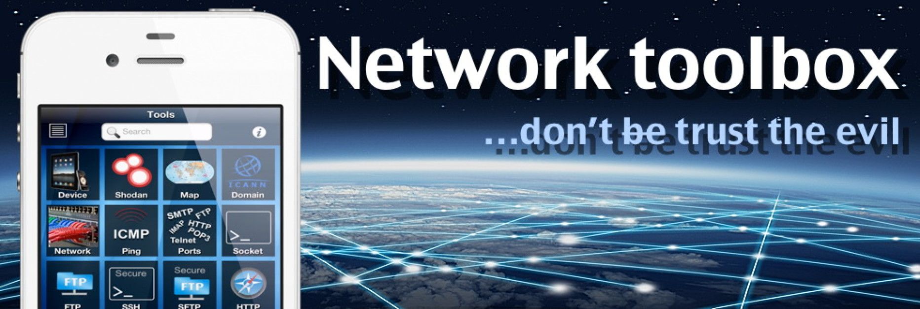 NetworkToolbox – Easy to Use Network Security and Management