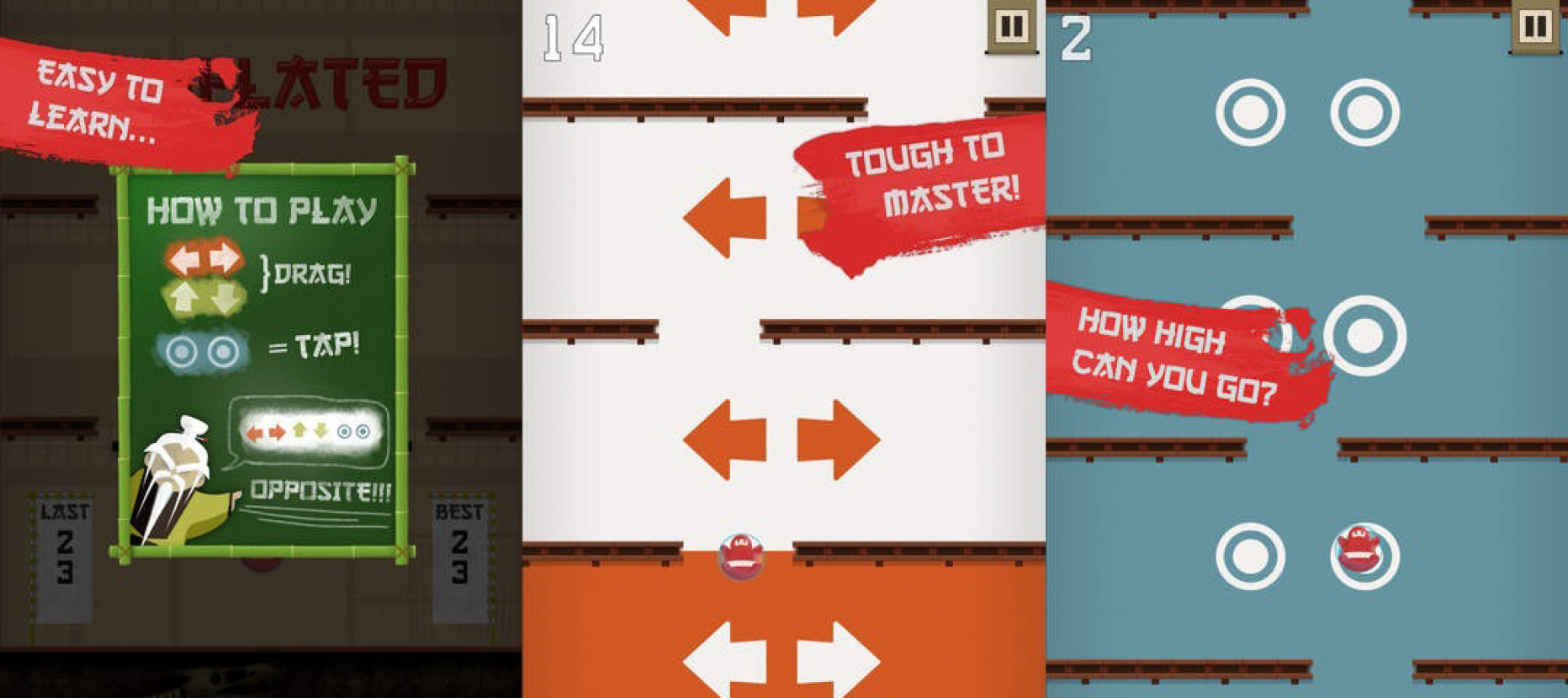 Ninflated – Float your Ninja with Finesse