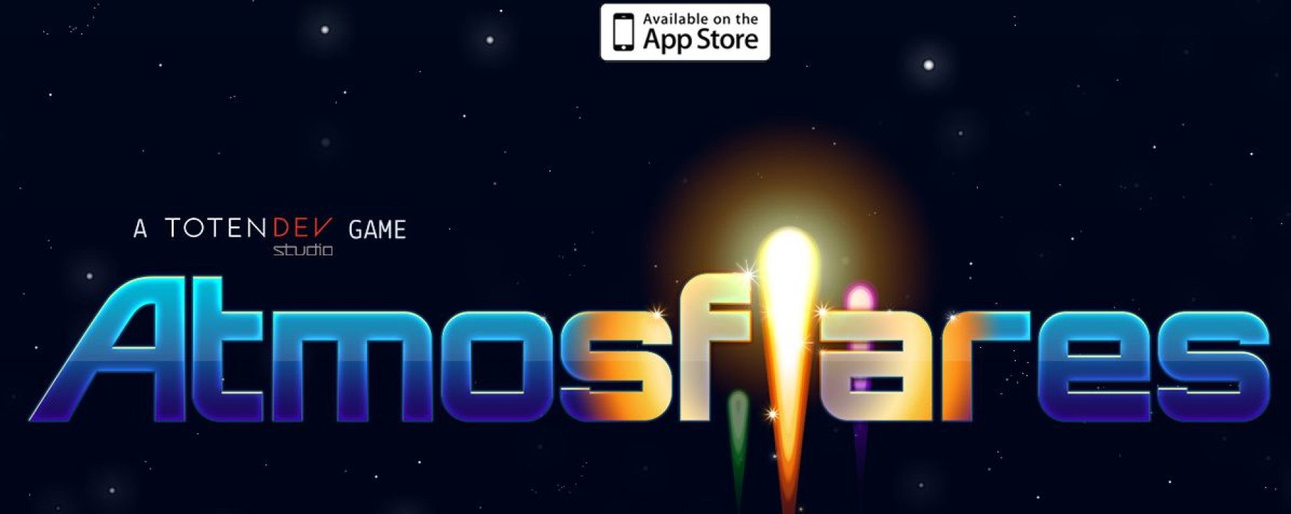 Atmosflares – Gaming in Outerspace