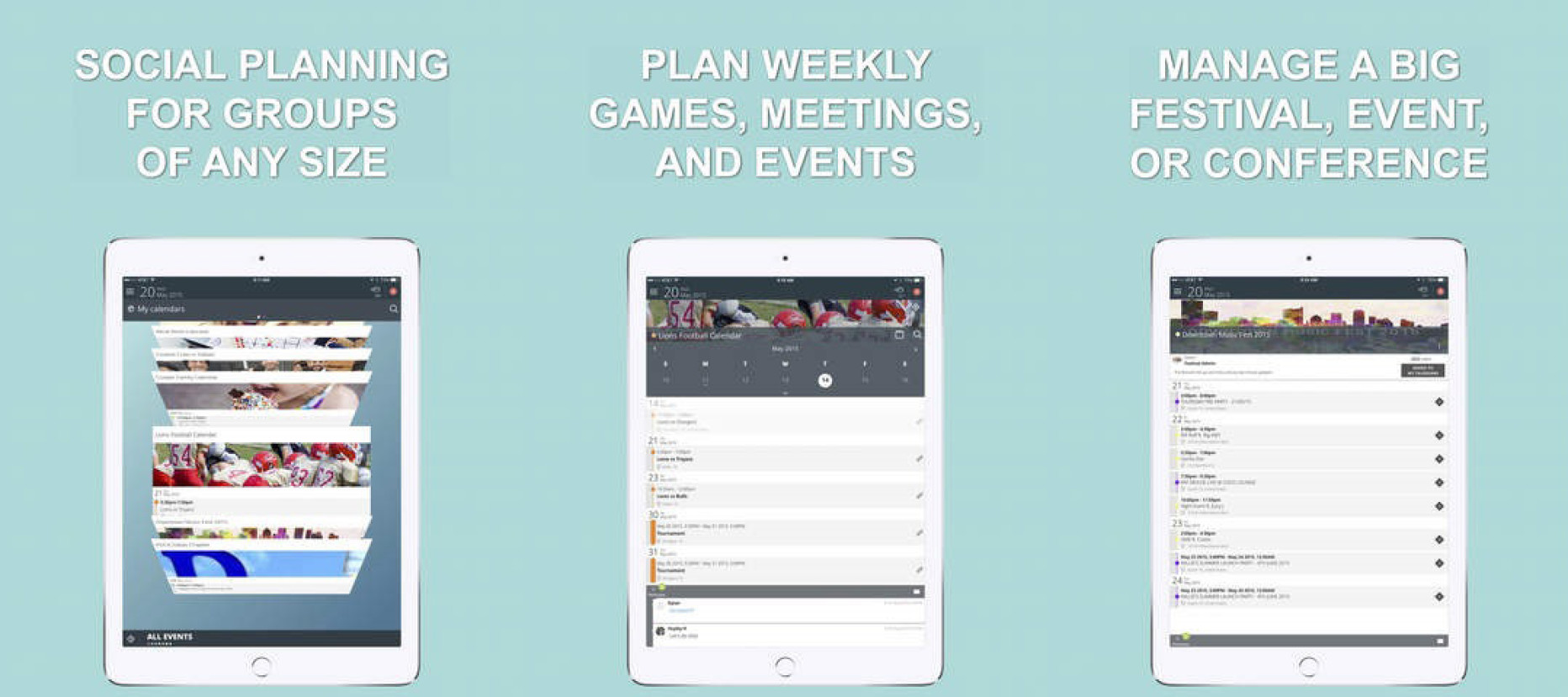 Allcal – Event Planning Made Easy