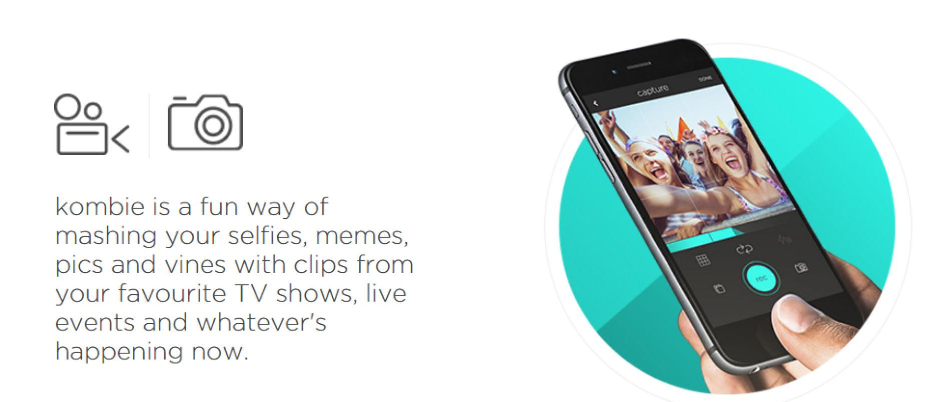 Kombie – Create Your Original Video Content
