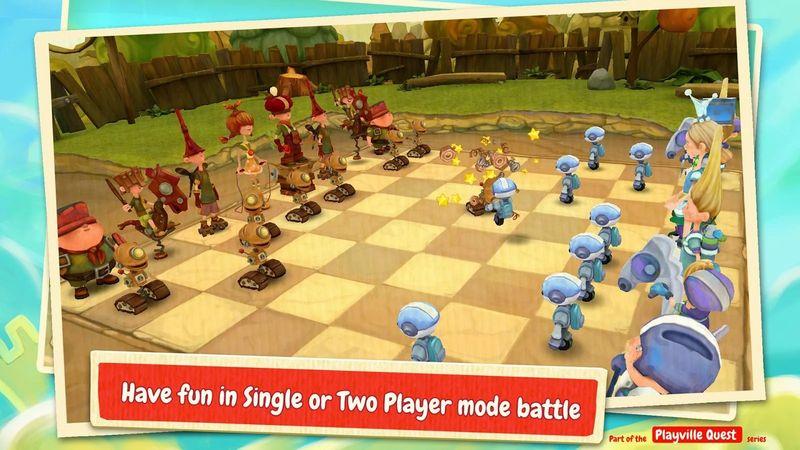 Toon Clash Chess