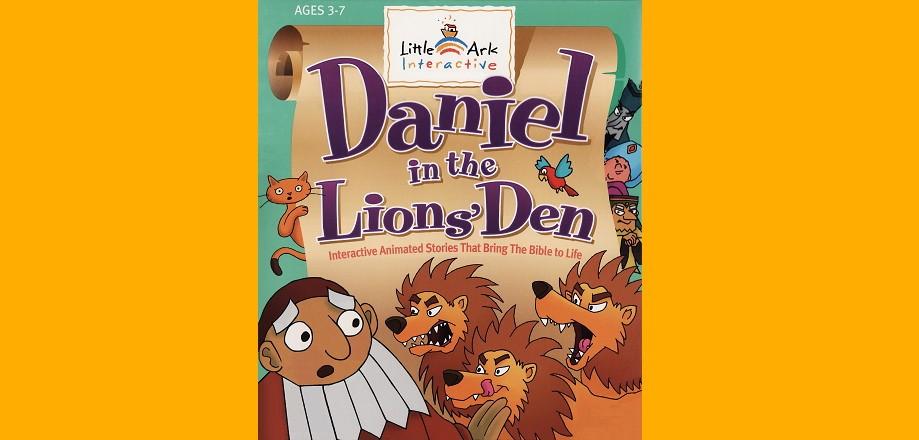 Daniel in the Lion's Den screenshot