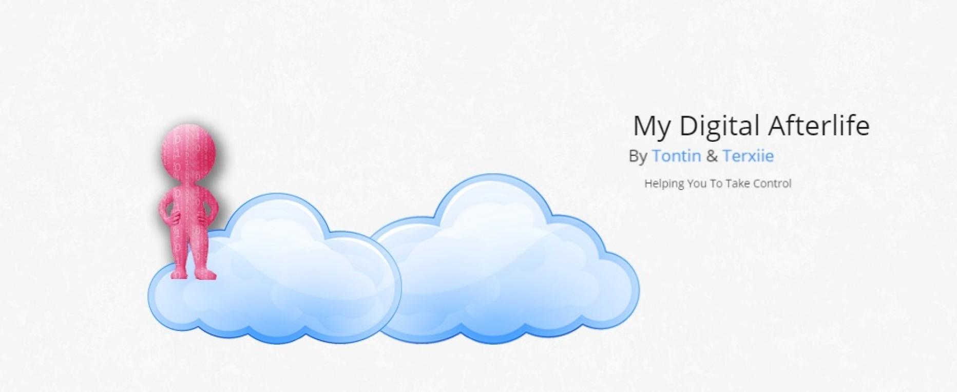 My Digital Afterlife Keeps Your Passwords Safe
