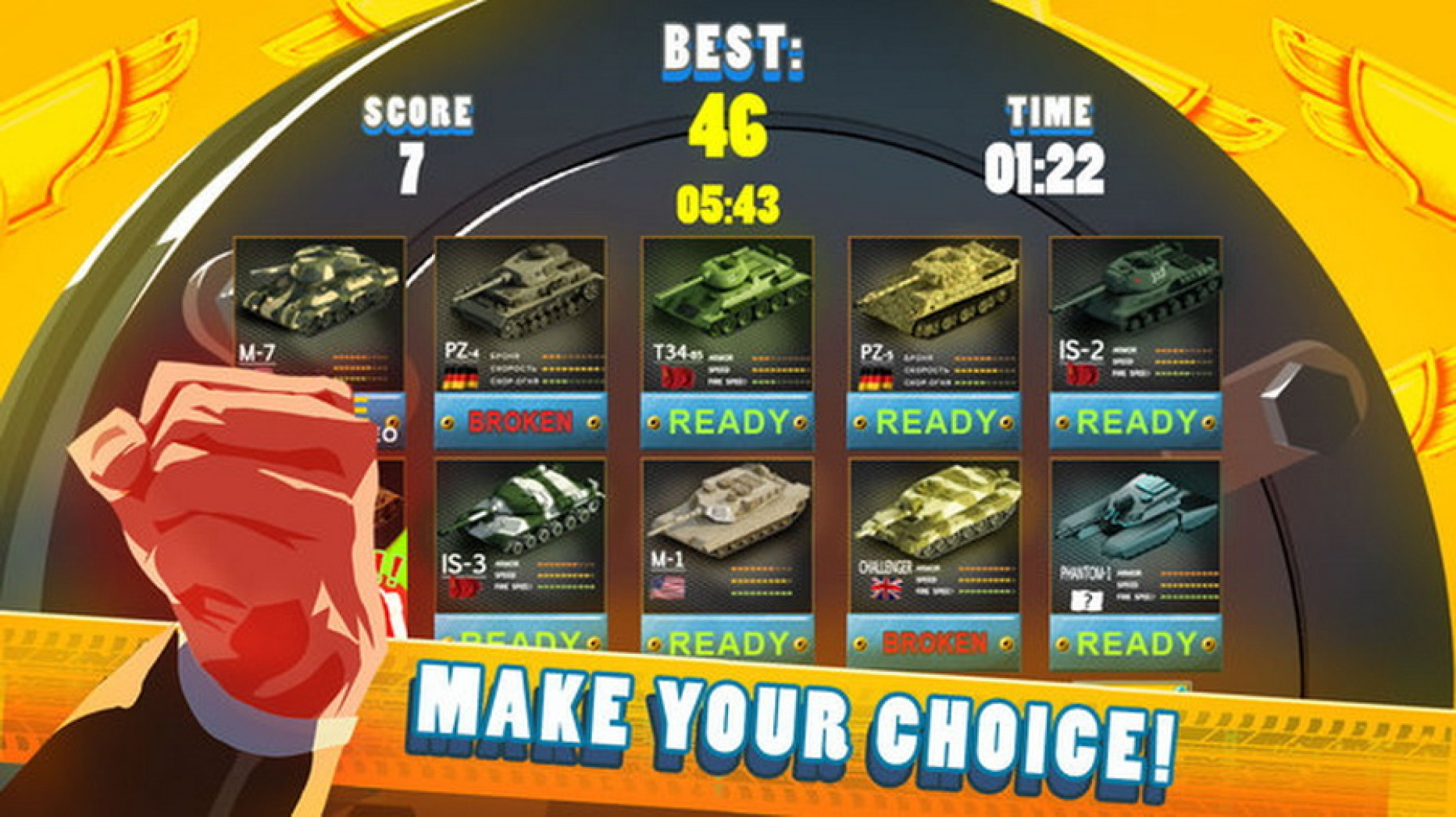 Deep Defence – Simple Fun in a Tank Defense Game