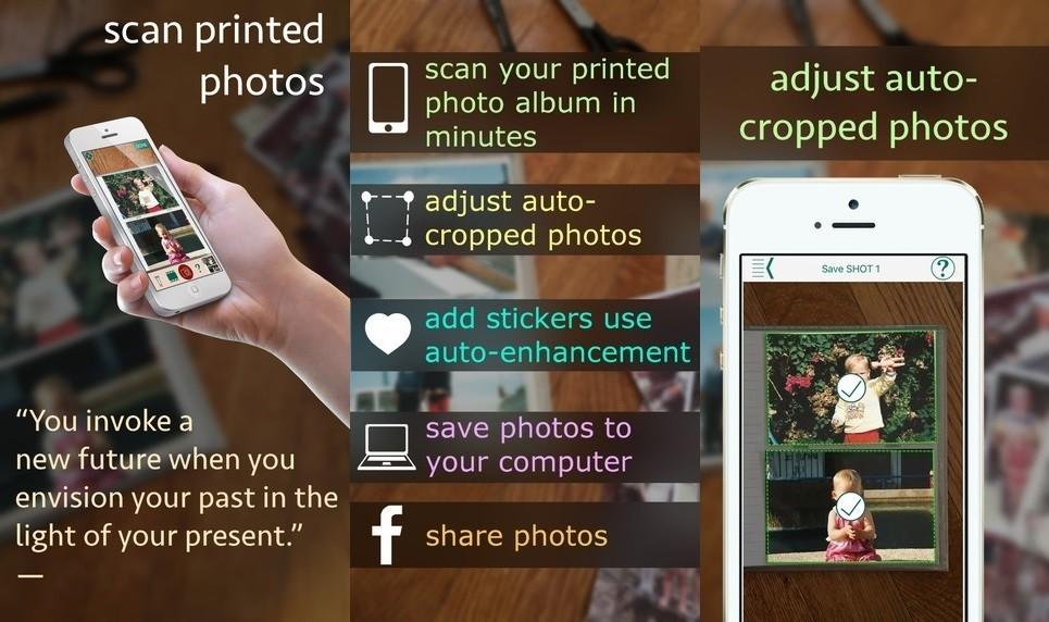 Photo4 Album Scanner