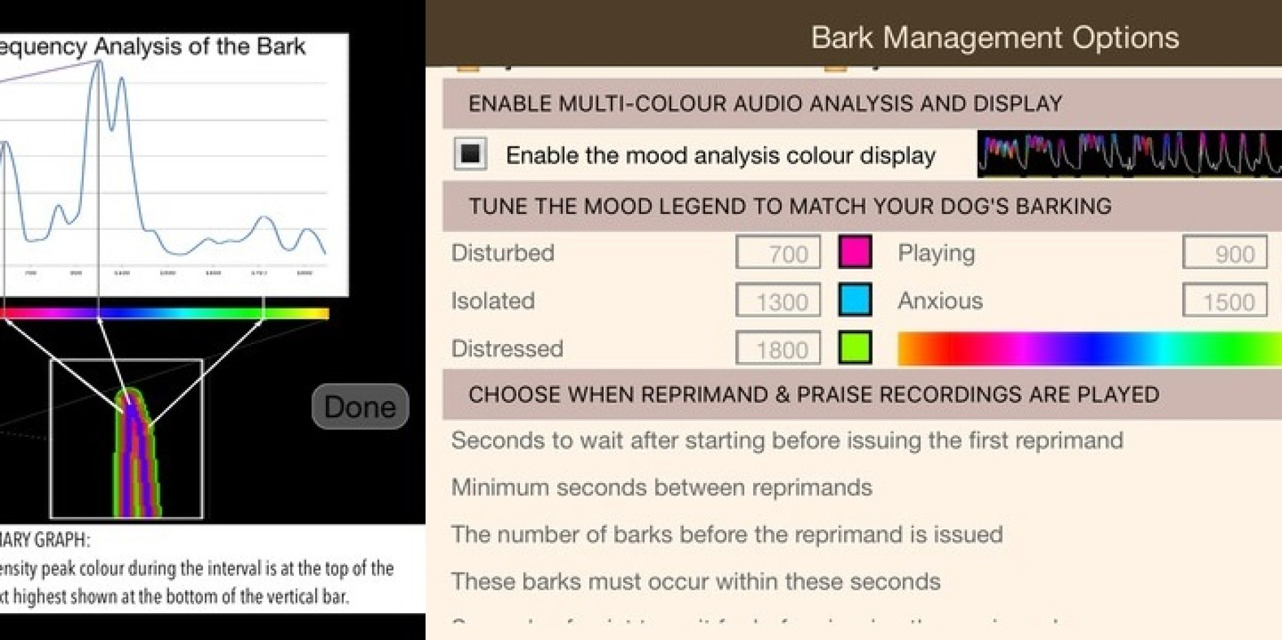 Monitor Your Dogs and the Neighbor's with Bark'n Mad