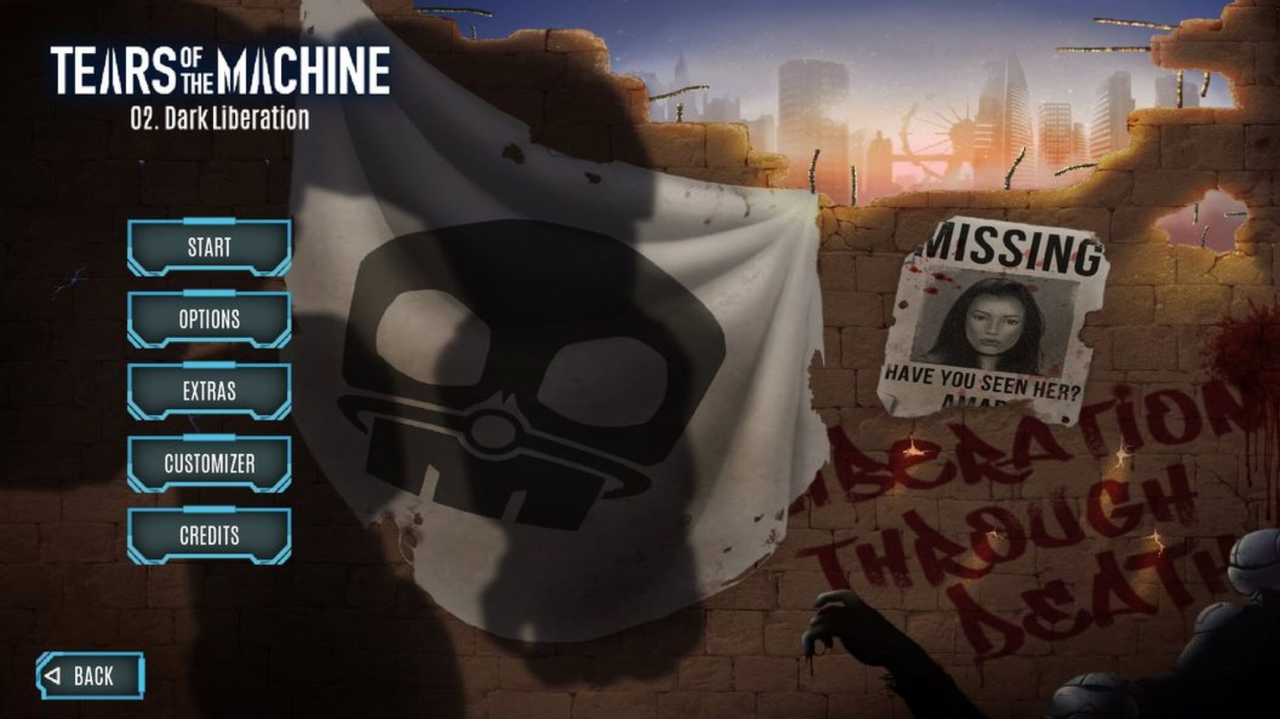 Tears of the Machine – Defender Game Embeds Saga with Mystery and Combat