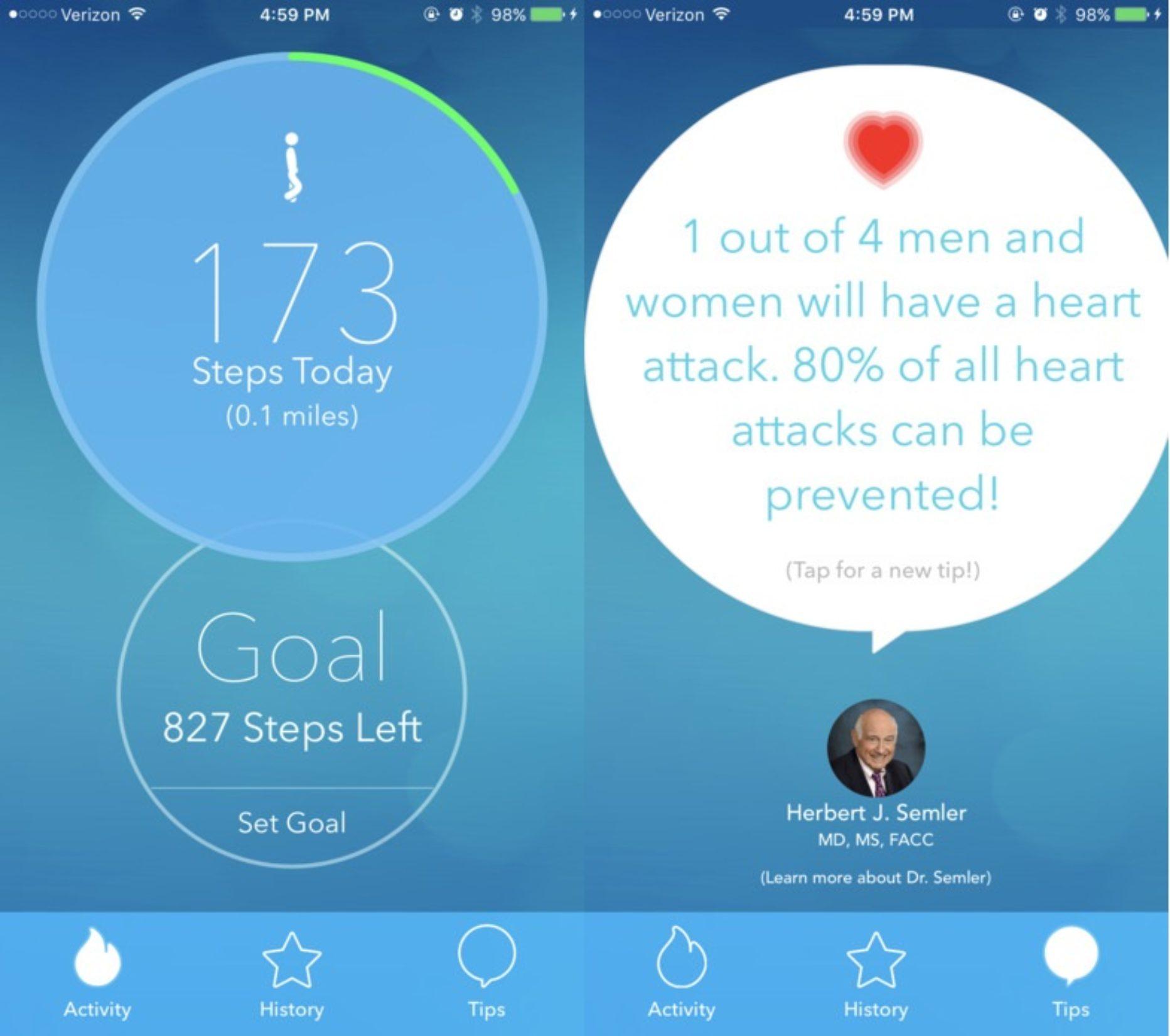 Semler Heart – Health App That Works