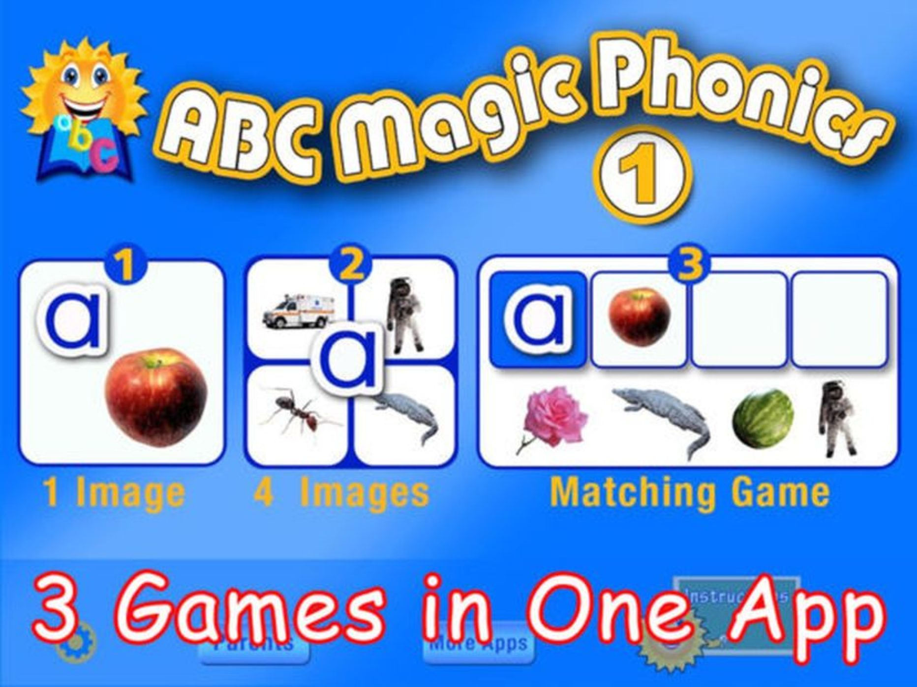 ABC Magic Phonics App Review
