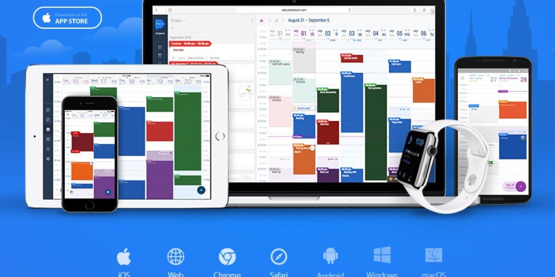 Simplanum – Simplified Powerful Planning in One App