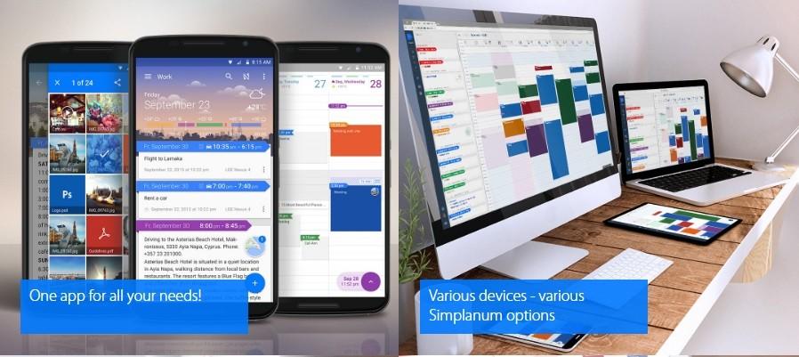 Simplanum screenshot