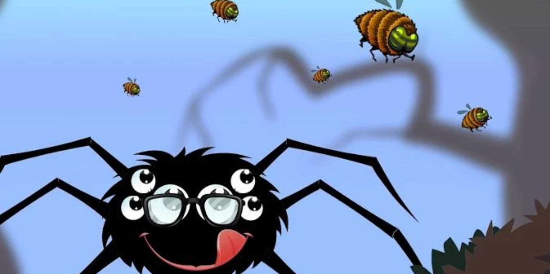 Feed the Spider – Fun Time Feeding a Spider and Learning Trivia