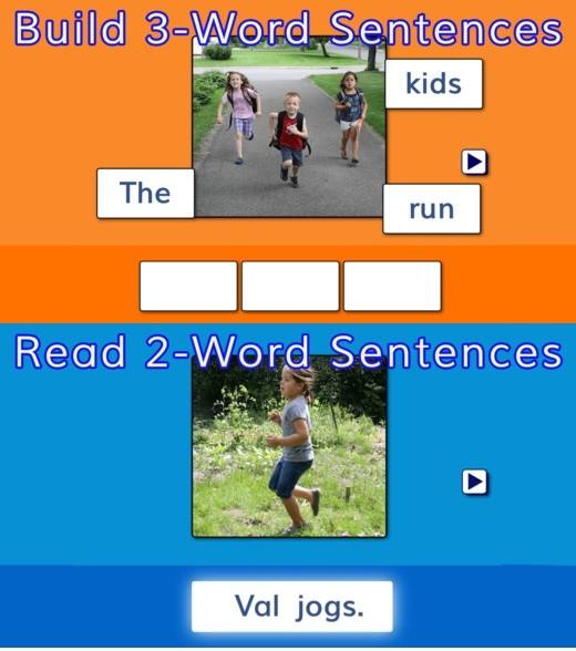 Sentence Reading Magic