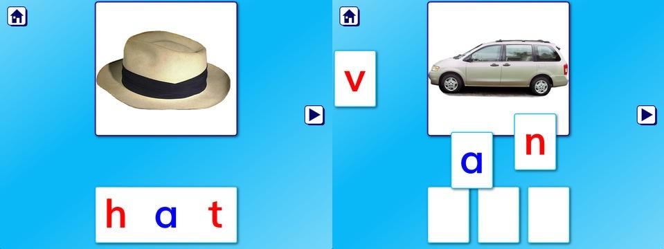 ABC Spelling Magic app