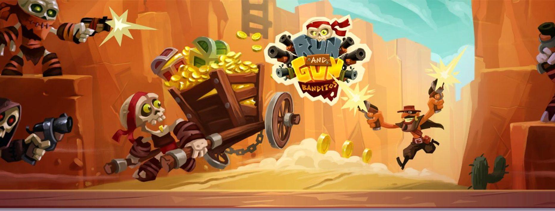 Run & Gun: Banditos – Blazin' Bandits on a Mission