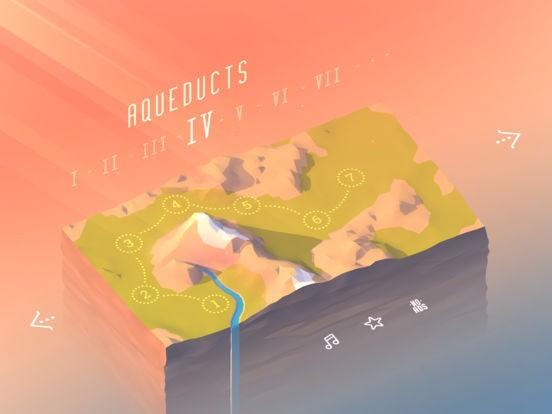 Aqueducts app