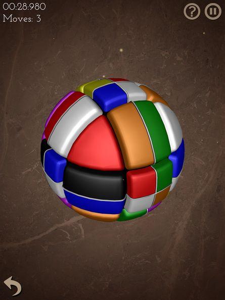 Lions Sphere
