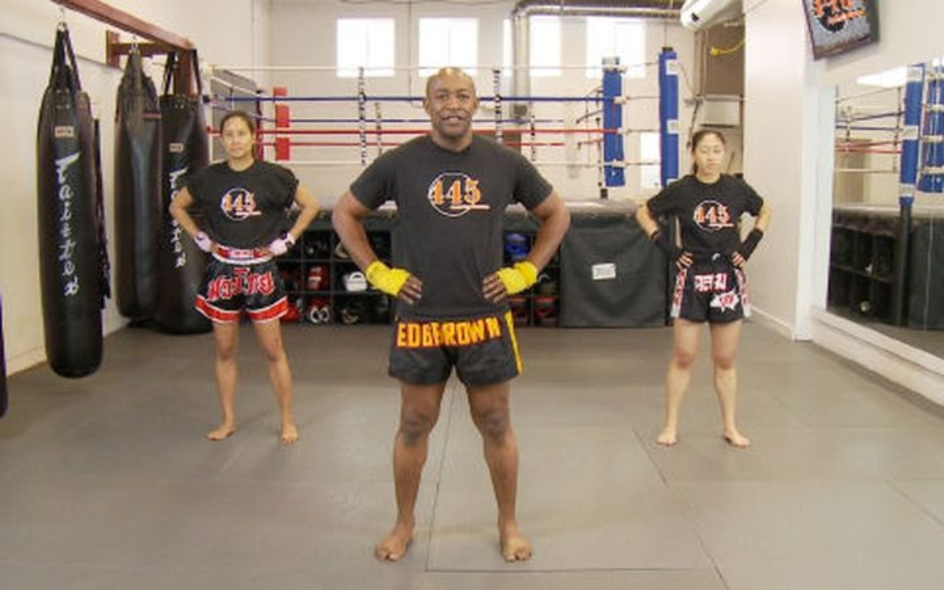 An Optimal and Fun Way to Stay Fit – Thai Kickboxing Workout: Beginner