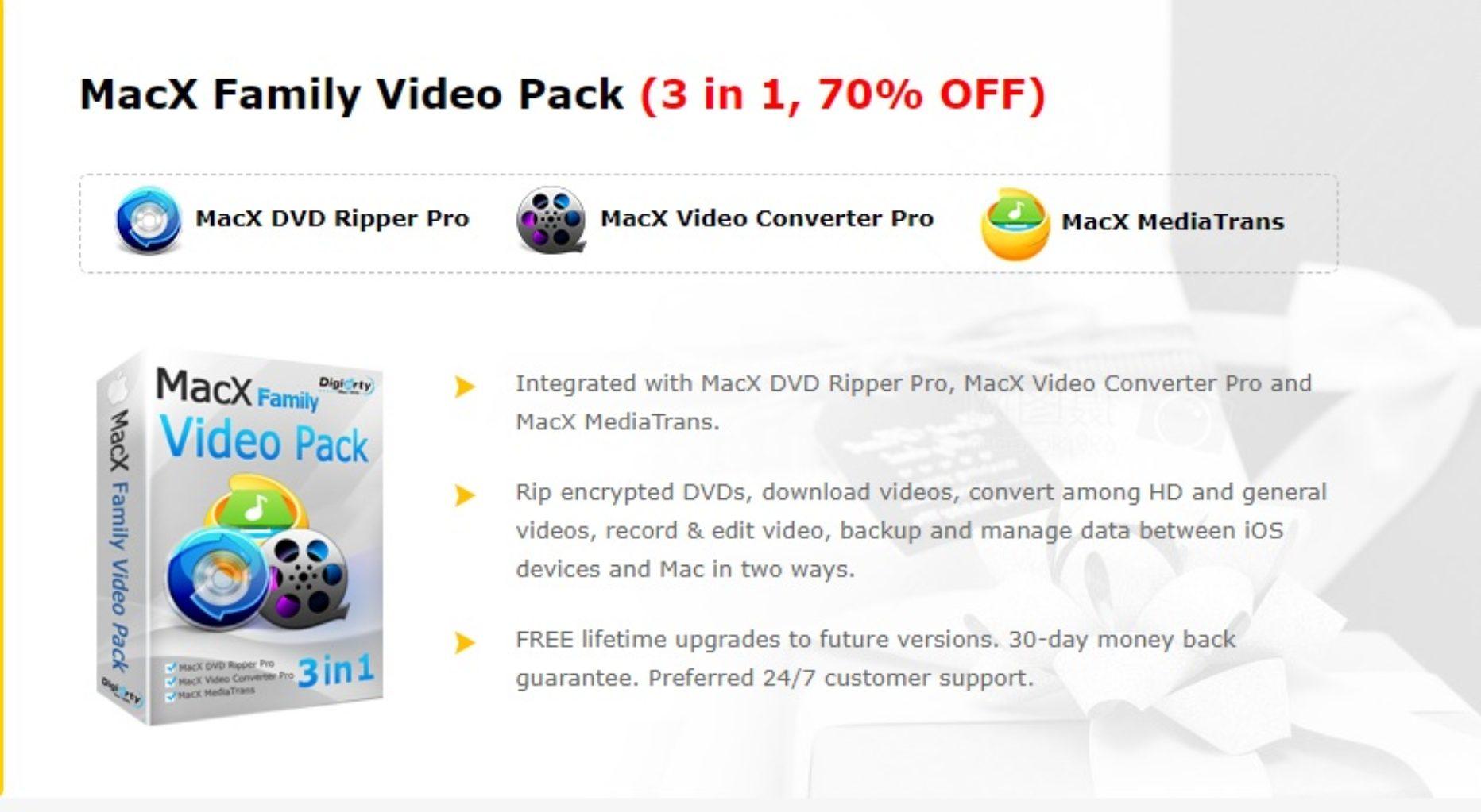 MacX Video Converter Pro – Plus Giveaways