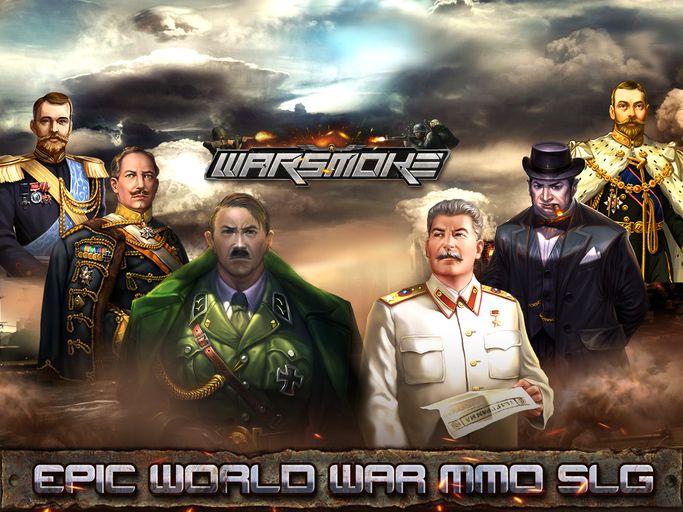 Warsmoke