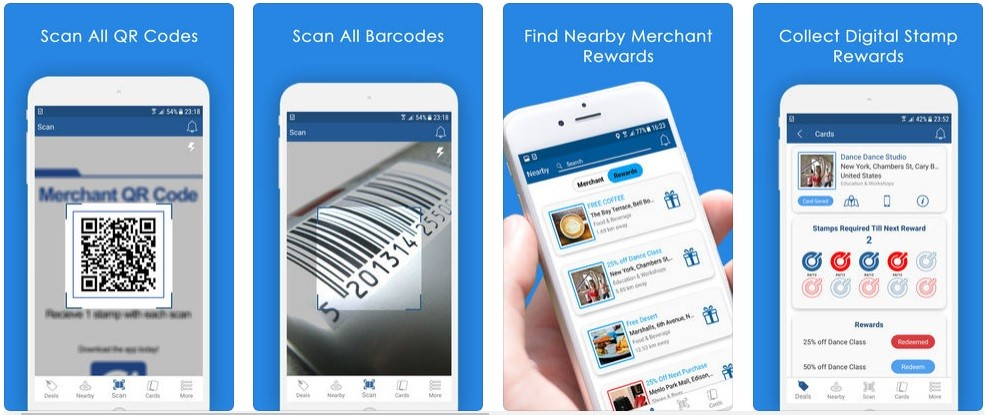 QR Scanner Rewards App Review | apps and applications